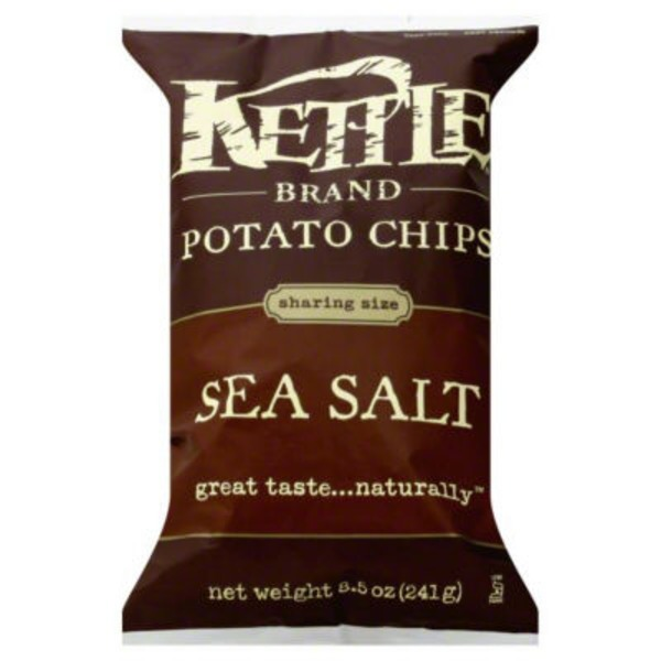 Kettle Brand® Sea Salt Potato Chips