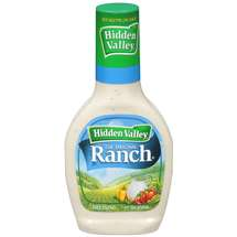 Hidden Valley Original Ranch Dressing 16 Fluid Ounce Bottle