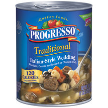 Progresso Traditional Italian Style Wedding Soup