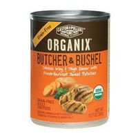 Castor & Pollux Organix Butcher & Bushel Chicken Wing & Thigh Grain Free Adult Dog Food