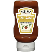 Heinz No Salt Added Tomato Ketchup