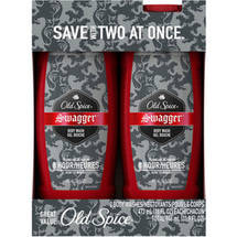 Old Spice Swagger Red Zone Body Wash