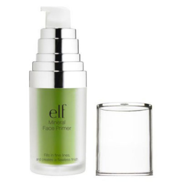 e.l.f. Mineral Infused Face Primer - Green