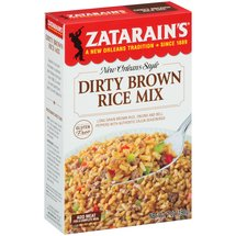 Zatarain's New Orleans Style Dirty Brown Rice Mix