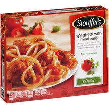 Stouffer's Classics Spaghetti with Meatballs