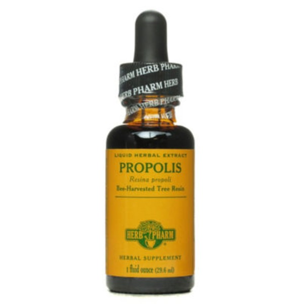 Herb Pharm Propolis Herbal Supplement