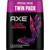 AXE Excite Scent Deodorant Bodyspray