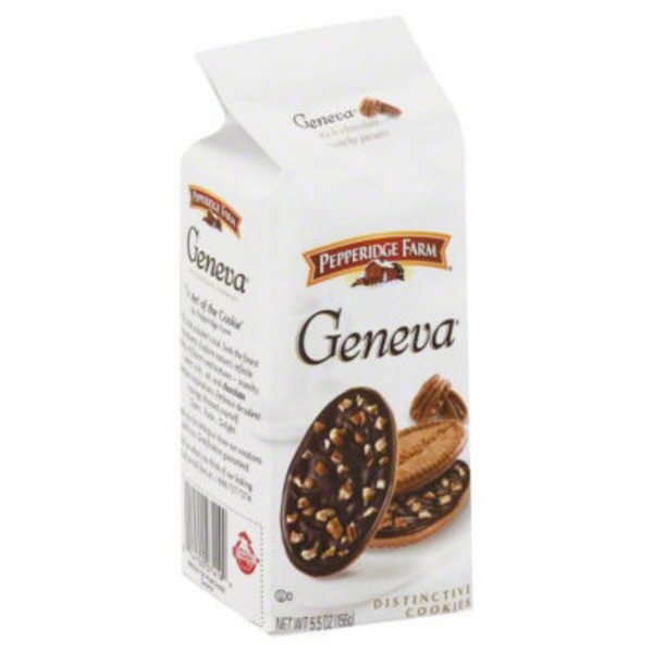 Pepperidge Farm Cookies Distinctive Geneva Cookies