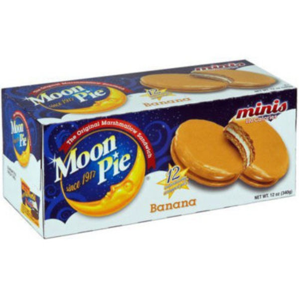 Moon Pie Mini Banana