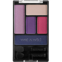 Wet n Wild Color Icon Eyeshadow Palette 393A Floral Values