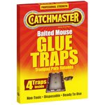 Catchmaster Baited Mouse Glue Traps