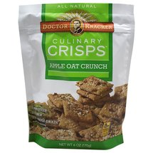 Doctor Kracker Culinary Crisps Apple Oat Crunch