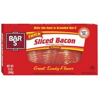 Bar S Thick Sliced Bacon