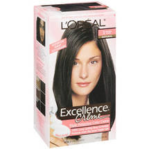 L'Oreal Excellence Creme Natural Black Hair Color