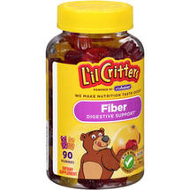 L'il Critters Fiber Gummy Bears Fiber Supplement