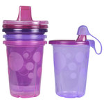 The First Years Take & Toss Spill-Proof Sippy Cups & Lids