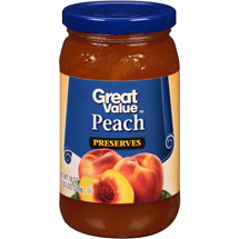 Great Value Peach Preserves