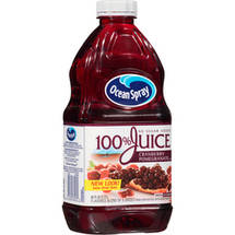 Ocean Spray Cranberry Pomegranate Flavor 100% Juice