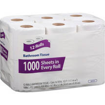 Great Value Bathroom Tissue Rolls