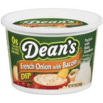 Dean's French Onion with Bacon Dip