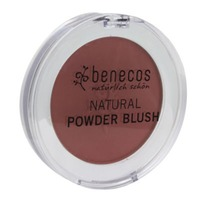 Benecos Natural Powder Blush - Sassy Salmon