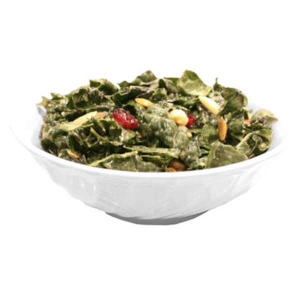 Central Market Cranberry Kale Pepita Salad