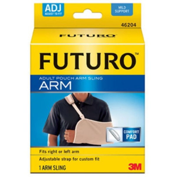 Futuro Adult Adjustable Mild Support Pouch Arm Sling