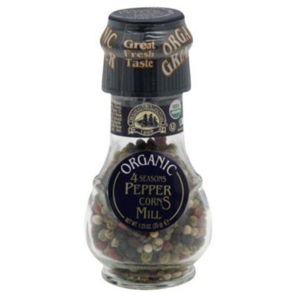 Drogheria & Alimentari 4 Seasons Pepper Corns Mill Spices