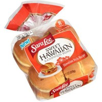 Sara Lee Sweet Hawaiian Style Sandwich Buns
