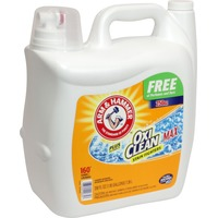 Arm & Hammer Plus the Power of OxiClean Stain Fighters Max Laundry Detergent