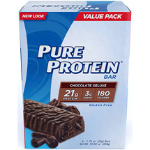 Pure Protein Chocolate Deluxe High Protein Bars