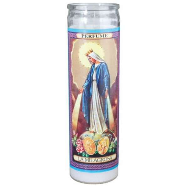 Reed Candle Company La Milagrosa Scented Religous Candle