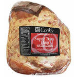 Cook's Traditional Bone-In Hickory Smoked Whole Ham