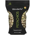 Wonderful Roasted & Salted Pistachios