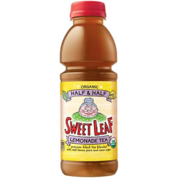 Sweet Leaf Tea Co Half & Half Lemonade Tea