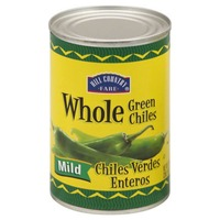Hill Country Fare Whole Mild Green Chilis