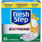 Fresh Step Extreme Odor Control Scoopable Cat Litter