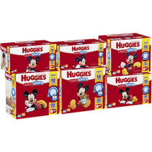 HUGGIES Snug & Dry ULTRA Diapers Super Pack Size 6