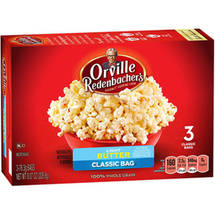 Orville Redenbacher's Pop Up Bowl Light Butter Microwave Popcorn