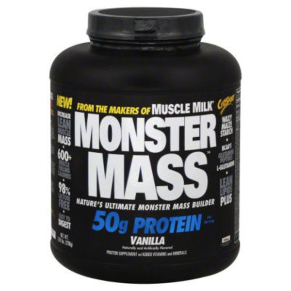 CytoSport Vanilla Ultimate Monster Mass Builder