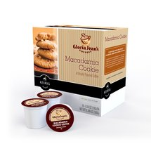Gloria Jean's K-Cups Macadamia Cookie Coffee