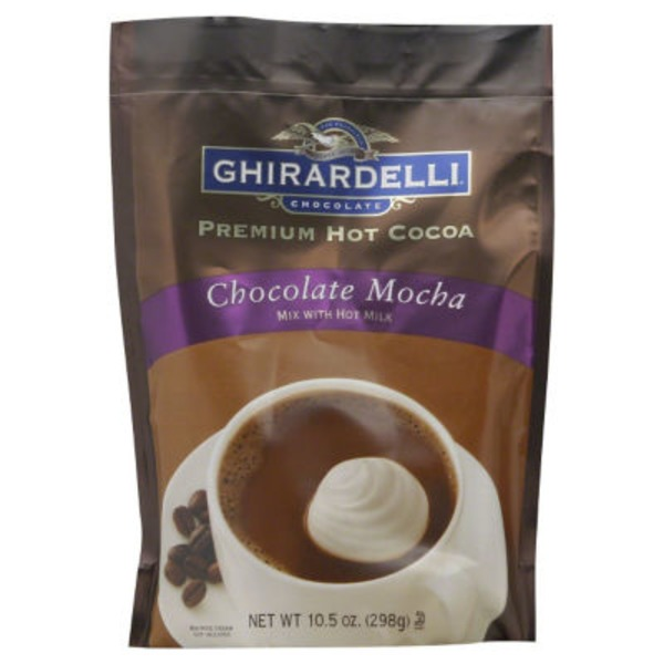 Ghirardelli Chocolate Chocolate Premium Hot Cocoa Chocolate Mocha