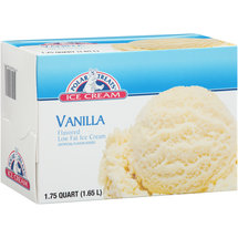 Polar Treats Low Fat Vanilla Ice Cream