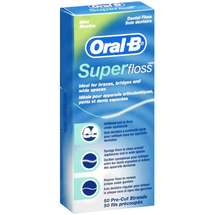 Oral-B Super Mint Floss
