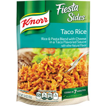 Knorr Fiesta Sides Taco Rice Rice Side Dish