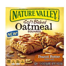 Nature Valley Peanut Butter Soft-Baked Oatmeal Squares