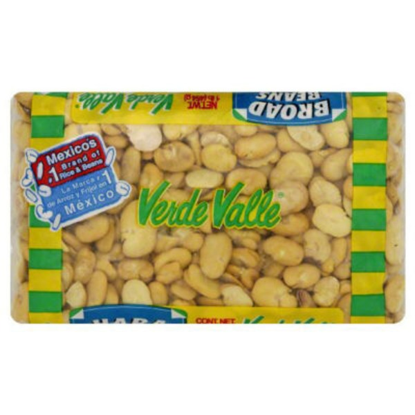 Verde Valle Dried Broad Beans
