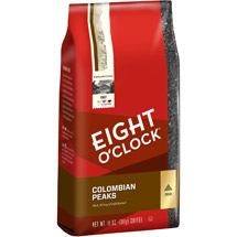 Eight O'Clock 100% Colombian Ground Coffee