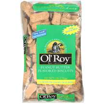 Ol' Roy Peanut Butter Biscuits