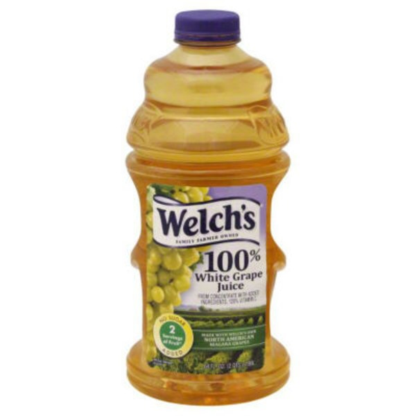 Welch's White Grape 100% Juice